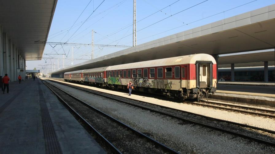 Влак прегази мъж край Враца