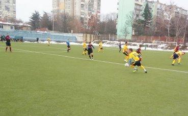 Локомотив Русе се справи с Волов в последния си мач за годината