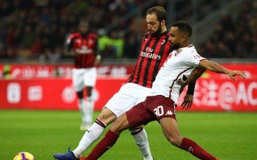 Милан и Торино сами се препънаха в своите нули (видео)