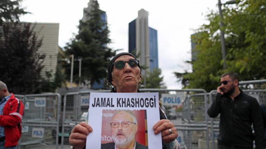 Разкриха какви са били последните думи на Хашоги
