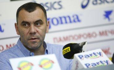 Стойков отказа коментар по обвиненията на бившия главен мениджър на НБЛ