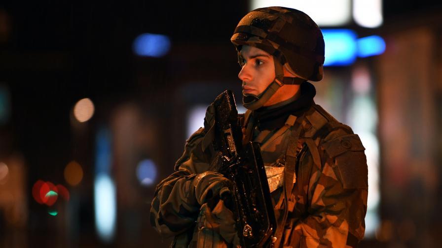 Убити и тежко ранени след стрелба в центъра на Страсбург