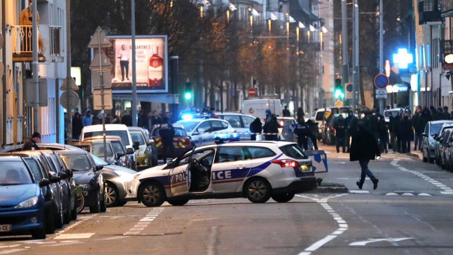 <p>Ликвидираха атентатора от Страсбург</p>