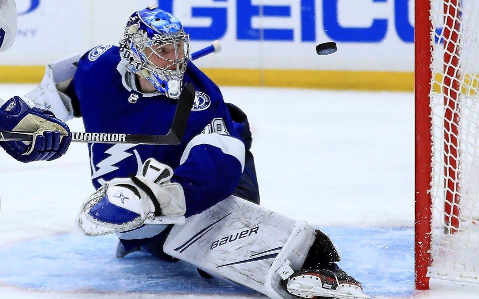 Тампа Бей с нова убедителна победа в НХЛ, резултати