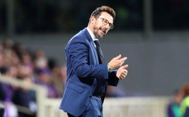 Ди Франческо сигурен, че играчите и феновете са зад гърба му