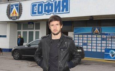 Дарко Тасевски: Искам да приключа в България, не виждам лидер в Левски