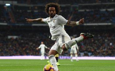 Марсело за Кристиано: Реал загуби най-добрия в света