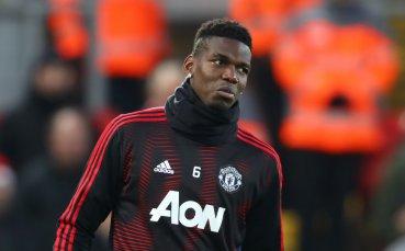 С Моу или без в Юнайтед, Погба си заминава