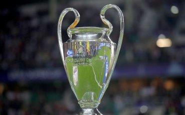 Следете с GONG.BG: Кой срещу кого в ШЛ и Лига Европа