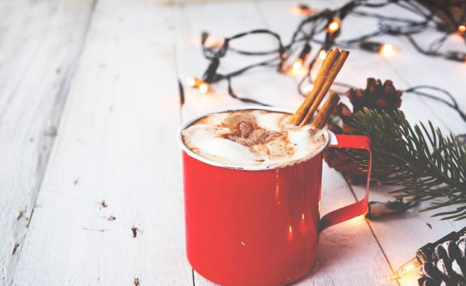 Една глътка и вече е Коледа! Най-вкусните напитки
