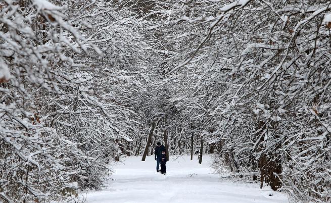 Сняг утре, затопляне в следващите няколко дни
