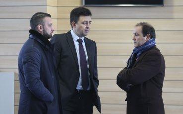 Шеф в Левски: Чакаме триото с изтичащи договори да ни отговори