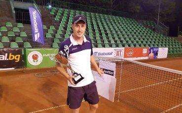 Ясен е първият финалист във финалния Мастърс на ITL