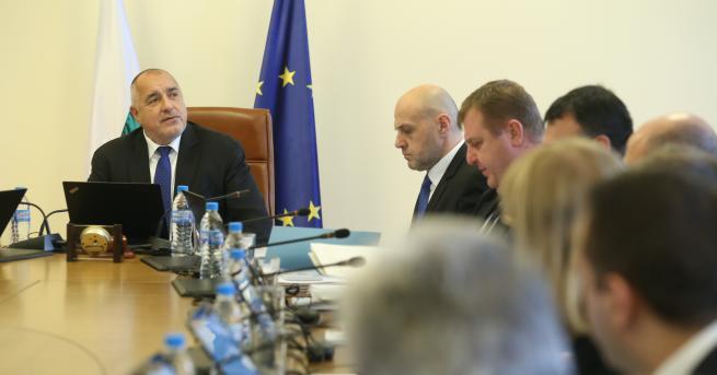 България Министерският съвет се събра извънредно днес Кабинетът ще разгледа