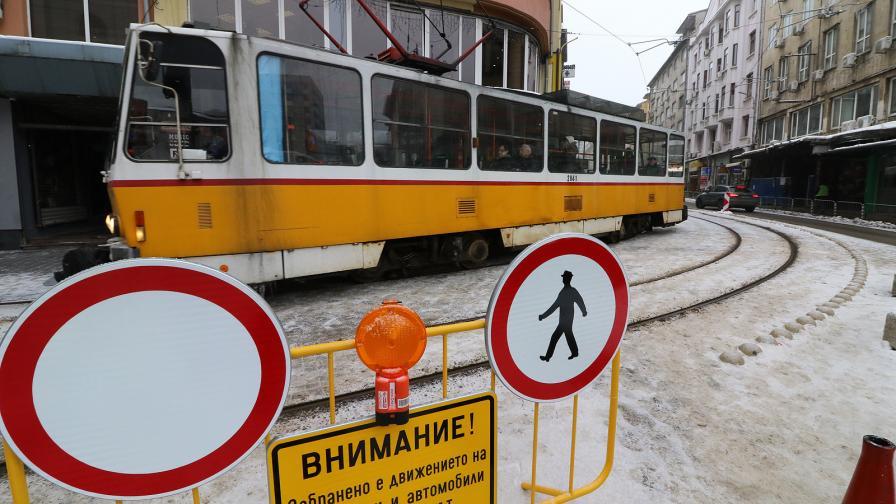 ремонт граф игнатиев трамвай