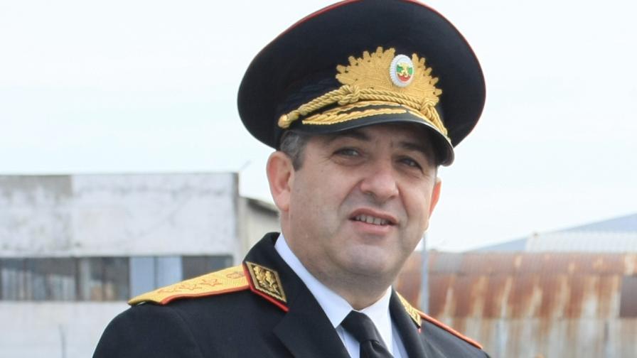 Директорът на Гранична полиция Светлан Кичиков е ранен при катастрофа