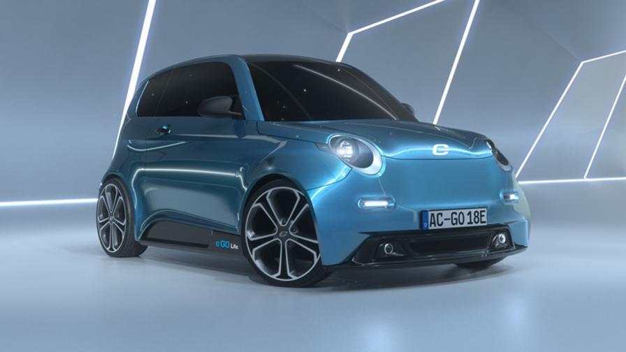 <p>Достъпен електромобил с размерите на Fiat 500</p>
