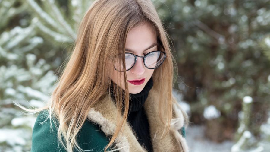 Има ли как да не се запотяват очилата през зимата