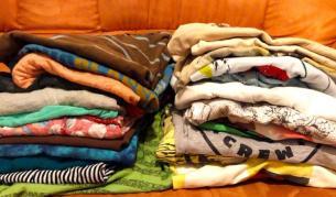 <p>Ето какво да правим със старите си дрехи (СНИМКИ)</p>