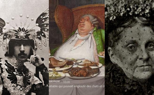 Едни от най-странните личности, които историята помни