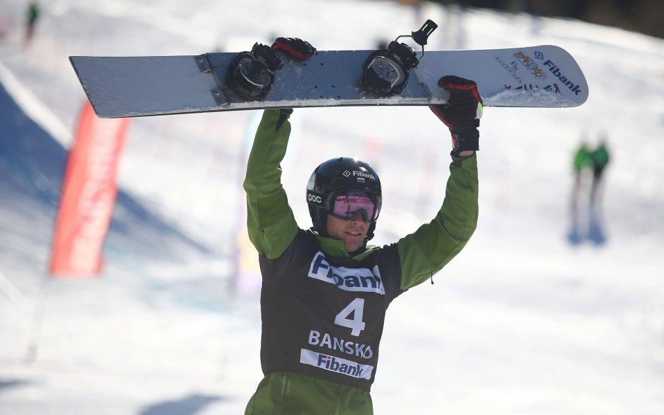 Радо Янков се завърна сред най-добрите 8 в света