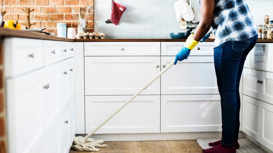 Няколко хитринки за всички, които не обичат да чистят