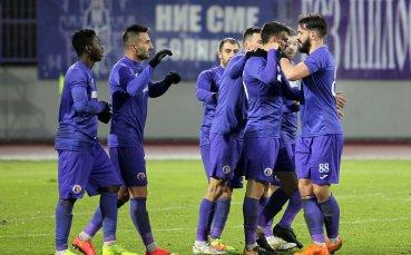 Етър с престижно реми срещу Динамо Загреб