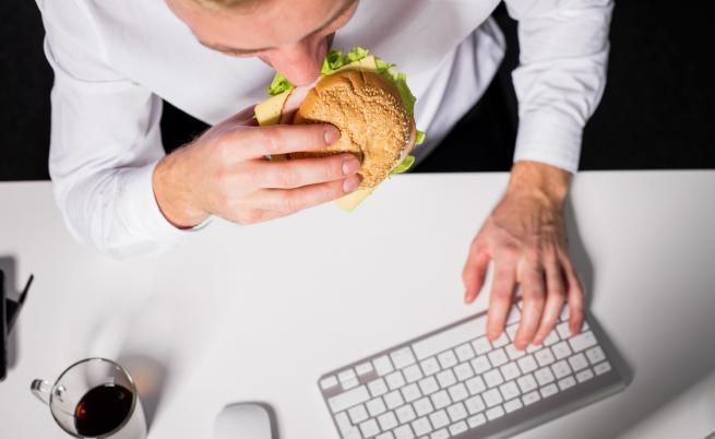 Може ли храната да помогне при стрес