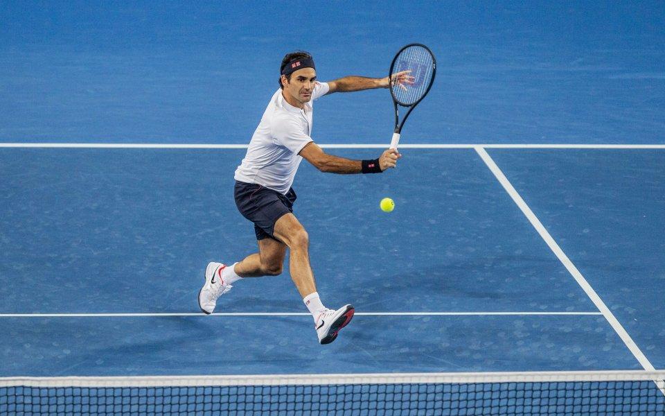 Федерер даде аванс за Швейцария срещу Германия