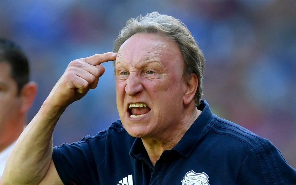 Нийл Уорнъм вече не е мениджър на тима на Кардиф.