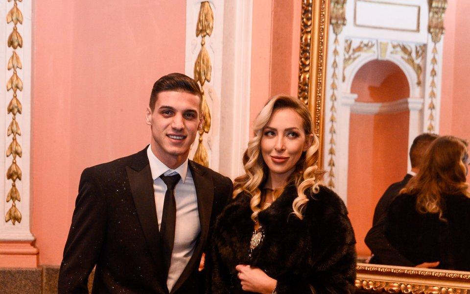 Нежна подкрепа за Десподов на Футболист на годината