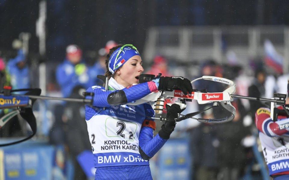 Лиза Витоци спечели преследването в Оберхоф