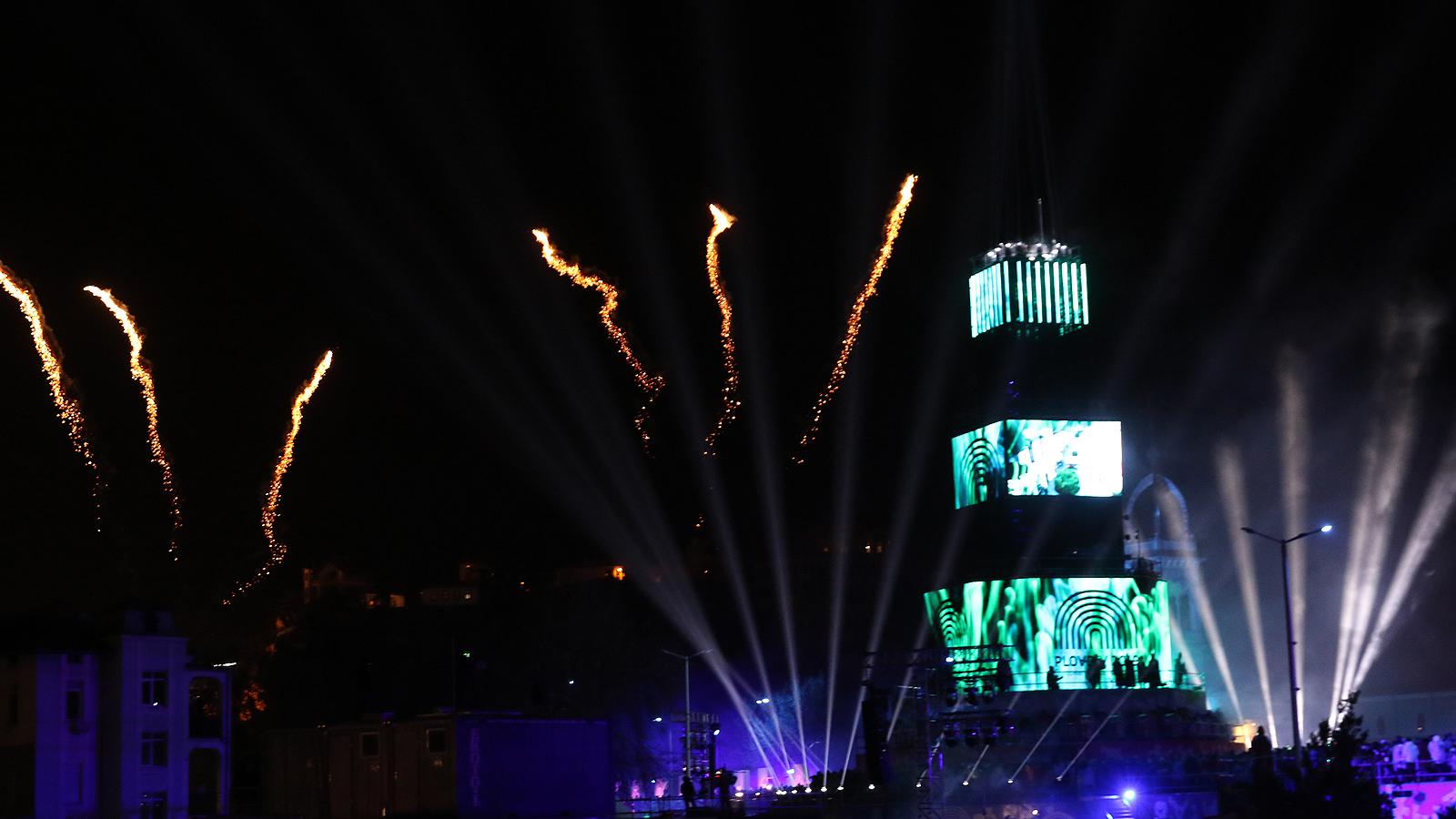 Откриването на ЕСК 2019 в Пловдив