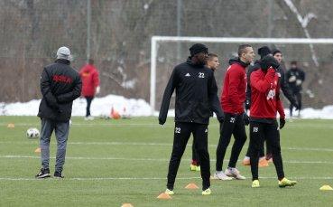 ЦСКА ще играе контрола с Пирин