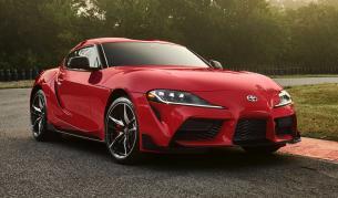 <p>Supra е най-бързата серийна Toyota</p>