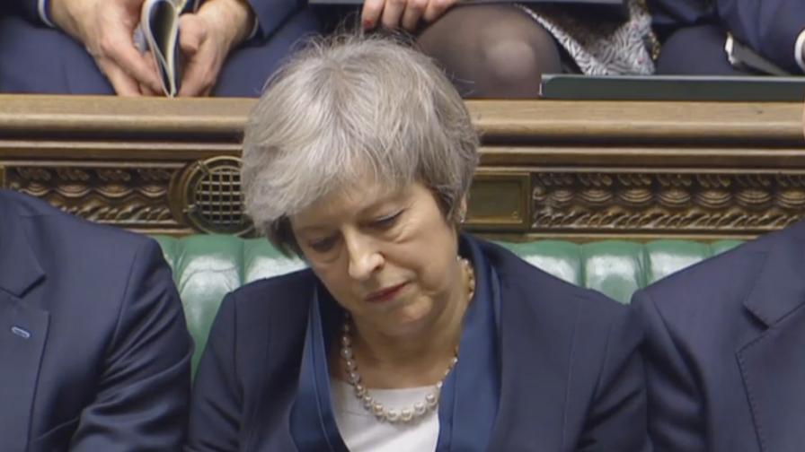 Британският парламент отхвърли...