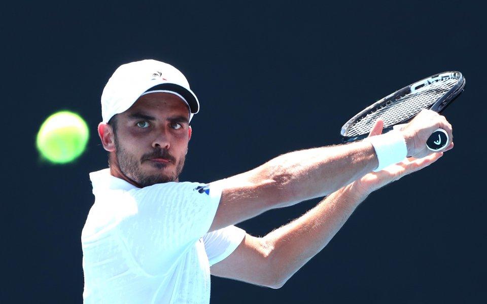 Италианец чака Григор в третия кръг на Australian Open