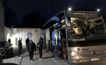 Черно море отпътува за лагера в Турция с 26 футболисти
