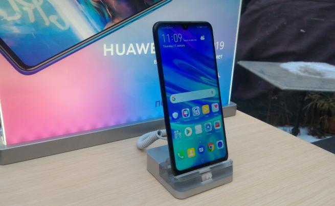 Huawei работи по конкурента на Android от 7 години