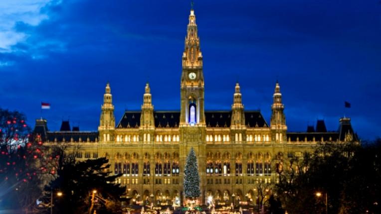 Коледа Виена