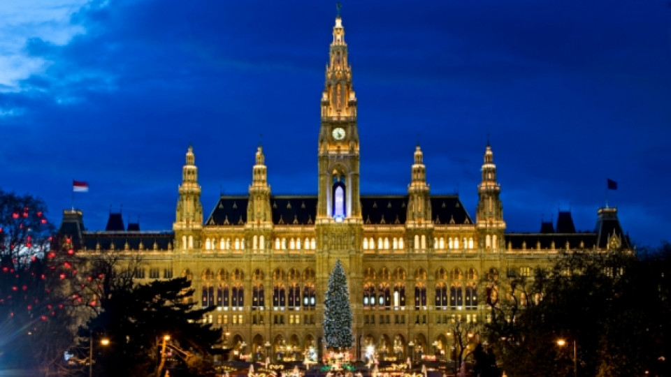 """""""Градът на валса"""" - Виена"""