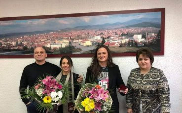 Асарел-Медет подкрепя докторантурата на Мария Оряшкова