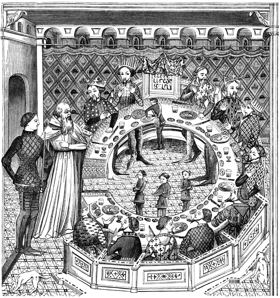 """Десертите не били особено популярни през Средновековието. Имаме предвид, за простолюдието. А за благородниците, те се сервирали между всяко ядене, като един вид """"почивка"""". Това, което те са хапвали е било подобно на днешния марципан."""