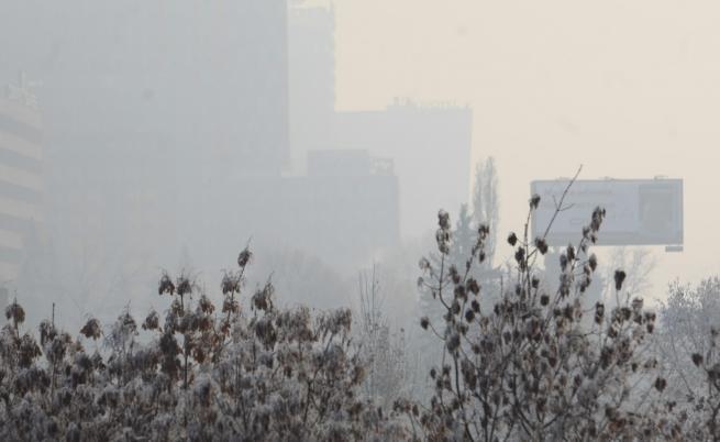 Мръсен въздух над нормата в 9 града у нас