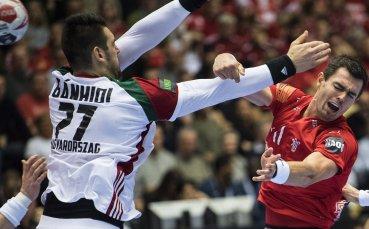 Дания продължи победната си серия на световните финали