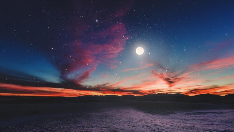 Вселена изглед