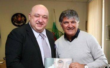 Тони Надал припомни любопитен бас между Стоичков и Кройф