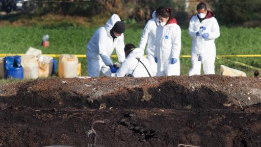 <p><strong>79 са загиналите при експлозията</strong> в Мексико</p>