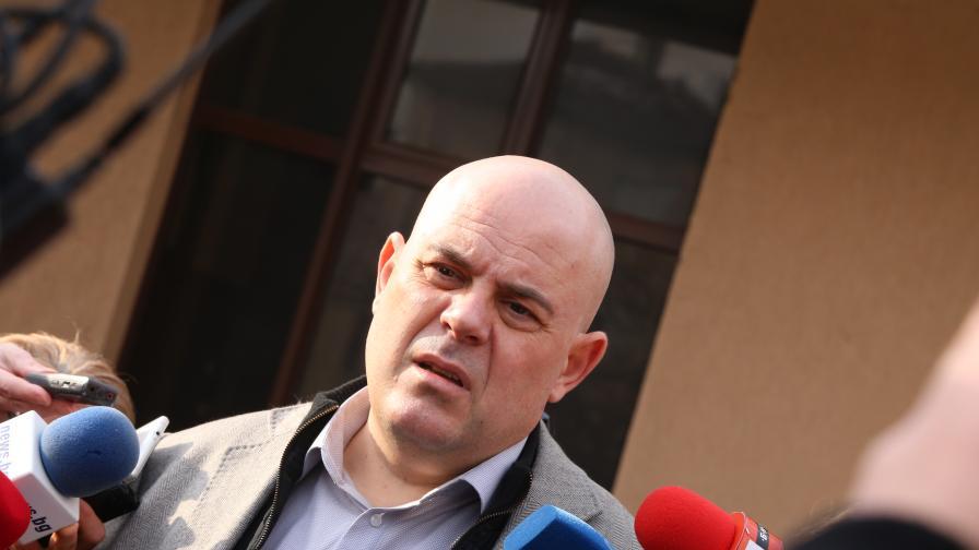 прокурор Иван Гешев