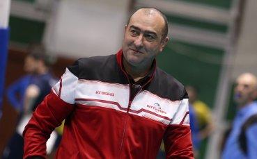 Нефтохимик се раздели с Найденов, Салпаров: До петък ще е ясен новият треньор